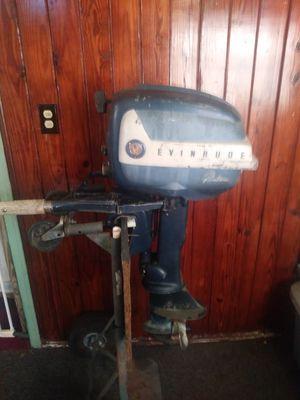 1958 Evinrude 7.5 outboard for Sale in Jacksonville, FL