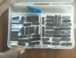 Radio electronic components for Sale in Eolia, MO