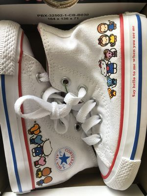 Converse Hello Kitty (infant) for Sale in Pembroke Pines, FL