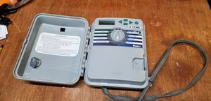 Sprinkler Controller - Hunter X-Core 8 Zone Outoor for Sale in Escondido, CA