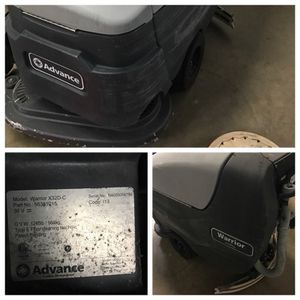 "Advance 32"" Warrior Automatic Scrubber for Sale in Laurel, MD"