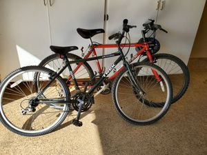 Two Like-New Trek Mountain Bikes. for Sale in Chino Hills, CA