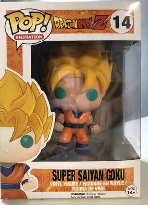Super Saiyan Goku Funko POP (Dragonball Z) for Sale in Gardena, CA
