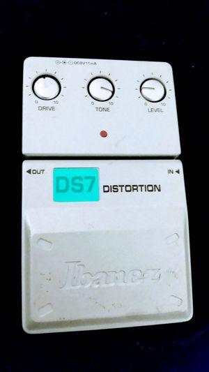 Ibanez DS7 Vintage Distortion Pedal for Sale in Portland, OR