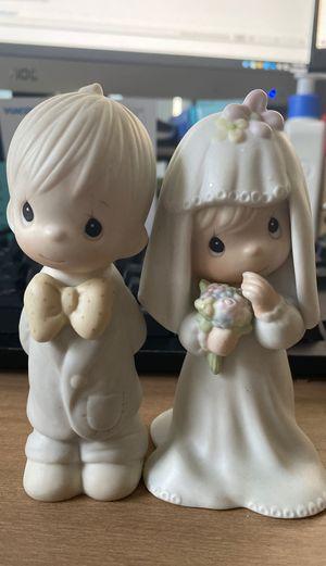 Precious moments bridge and groom for Sale in Arcadia, CA