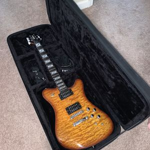 "Jackson Dominion ""mark Morton"" Japan Pro Series Electric Guitar With Hard Case for Sale in Canton, GA"