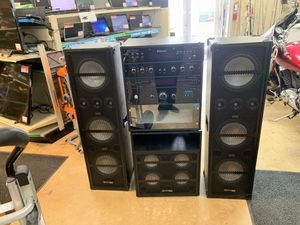 Technical Pro RKSYS4500 multimedia audio for Sale in Clearwater, FL