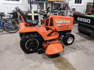Kubota garden tractor for Sale in Marshall, MI