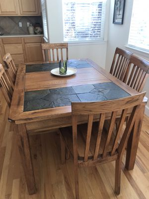 Kitchen table and chairs for Sale in Castle Rock, CO