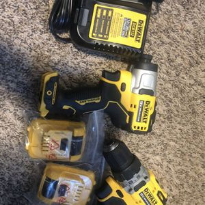 Impact Drill Kit for Sale in Washington, DC