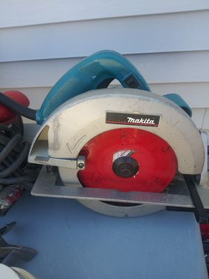 Makita circular saw asking 30 dollars firm for Sale in Chicago, IL