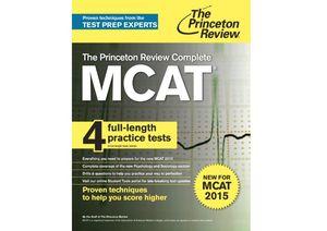 Princeton review MCAT set for Sale in Atlanta, GA
