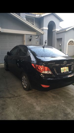 Hyundai 2013 Accent for Sale in TEMPLE TERR, FL