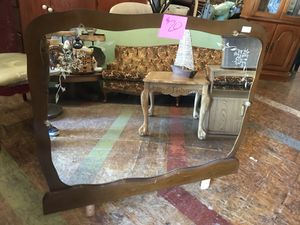 Vintage antique Art Deco mirror for Sale in San Diego, CA