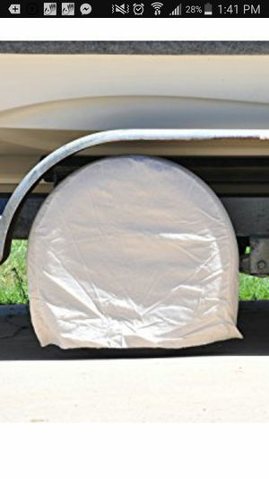 RV wheel cover for Sale in Manassas, VA