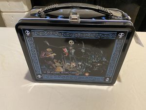 Nightmare Before Christmas lunch box lunchbox for Sale in Cypress, TX