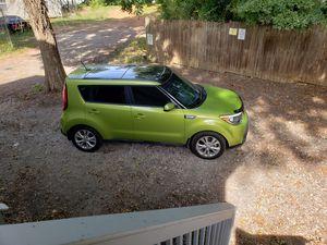 2015 Green Kia Soul Plus for Sale in Atlanta, GA