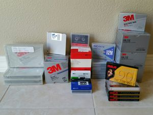 Data Storage Media Package - NEW for Sale in SANTA RSA BCH, FL