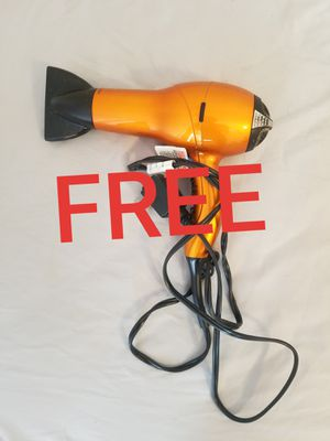 Free hair dryer for Sale in Anaheim, CA