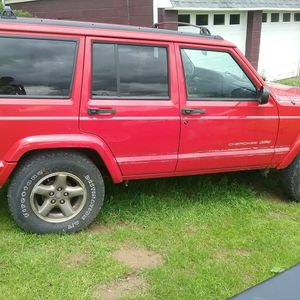 1998 jeep Cherokee xj for Sale in Rochester, PA