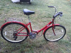 "26""i ped folding bike for Sale in Woodbridge, VA"