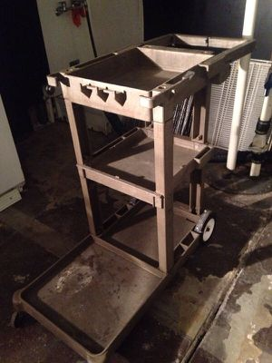 Janitor cart for Sale in Caledonia, MI