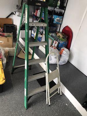 Tall tuff ladder for Sale in Hallandale Beach, FL