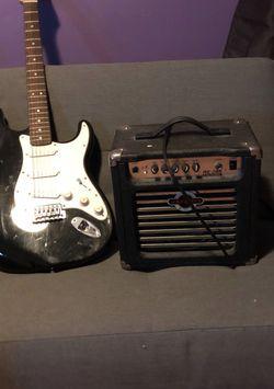 Starcaster Guitar (no Amp) for Sale in Philadelphia,  PA