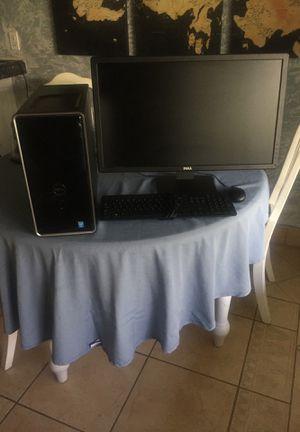 DELL Computer w/ Monitor for Sale in Los Angeles, CA