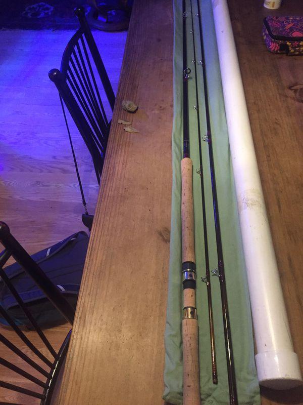 Spey Rod / fly rod