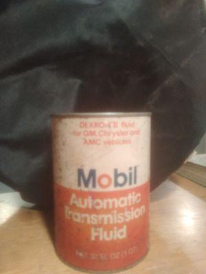 Old full oil cans for Sale in Hudson, FL