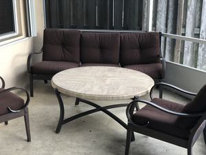 Patio Furniture Set for Sale in Margate, FL