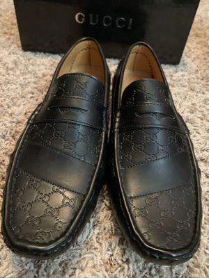 Men's Gucci driving loafers for Sale in Houston, TX