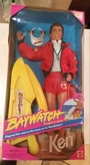 Ken Baywatch doll for Sale in Phoenix, AZ
