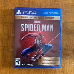 Spider-Man Game Of The Year Edition for Sale in Traverse City,  MI