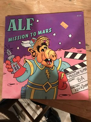 Alf Mission To Mars for Sale in Altoona, IA