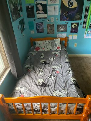 $30 twin size bed frame for Sale in Westminster, MD