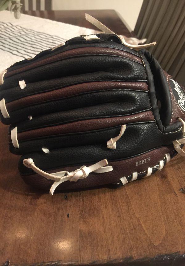 Rawlings tee ball glove
