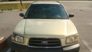 2005 Subaru Forester for Sale in Kissimmee, FL
