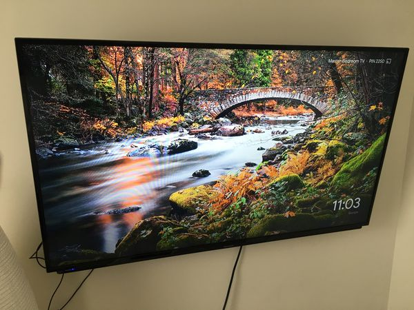 "50"" INCH Sharp TV LC50Lb21CU"
