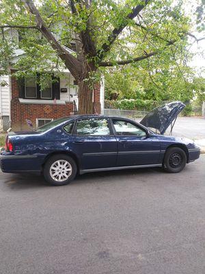 2001 chevy impala for Sale in Trenton, NJ