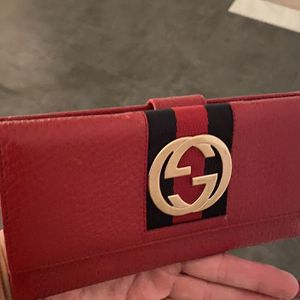 Real Vintage Gucci Walket Brand New Never Used for Sale in San Jacinto, CA