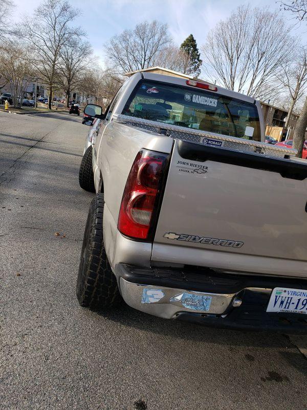 04 Chevy silverado