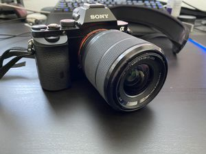 Sony A7 Full-Frame Mirrorless Camera for Sale in San Jose, CA