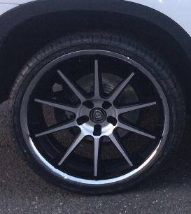 22 in rims for Sale in New Haven, CT