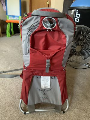 Osprey Poco Plus hiking backpack for Sale in Hillsboro, OR
