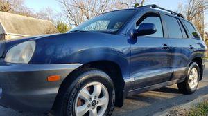 2006 Hyundai Santa Fe GLS 4WD for Sale in Oxon Hill, MD