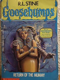 Goosebumps - Return Of The Mummy for Sale in DeLand,  FL