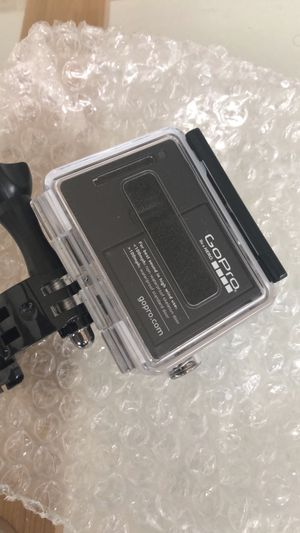 GoPro Hero 3 with 16 GB memory card and original case (never used, Houston) for Sale in Houston, TX