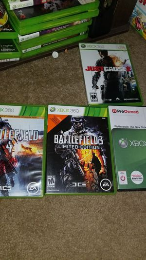 Xbox 360 games for Sale in Croydon, PA